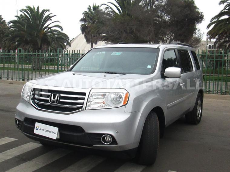 HONDA PILOT  EX 3.5 AT 2012