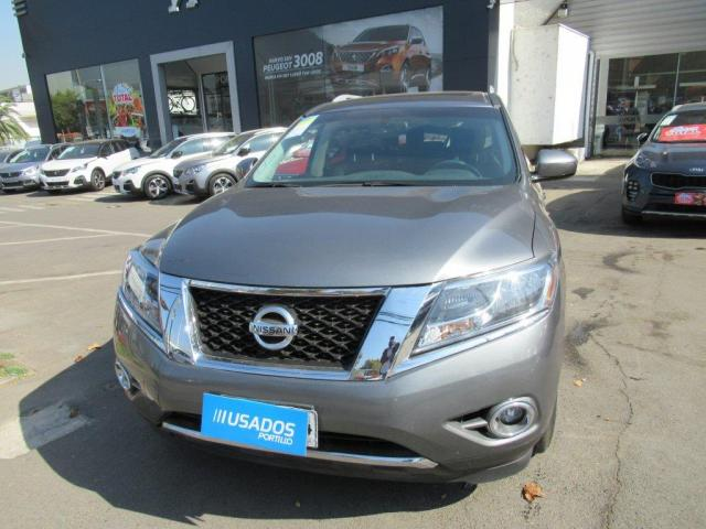 NISSAN PATHFINDER  ADVANCE 3.5 AT 2016
