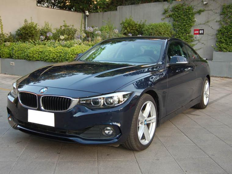BMW 420 i COUPE 2.0 LCI AUT. 2017