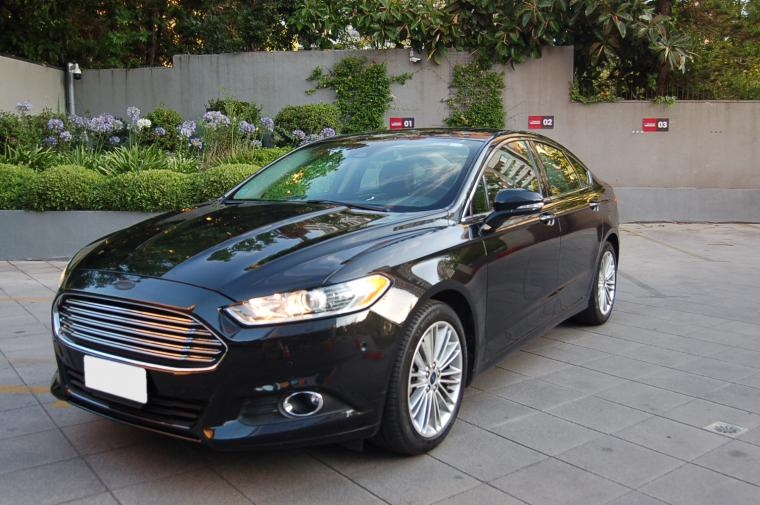 FORD FUSION 2.0 AUT. 2014