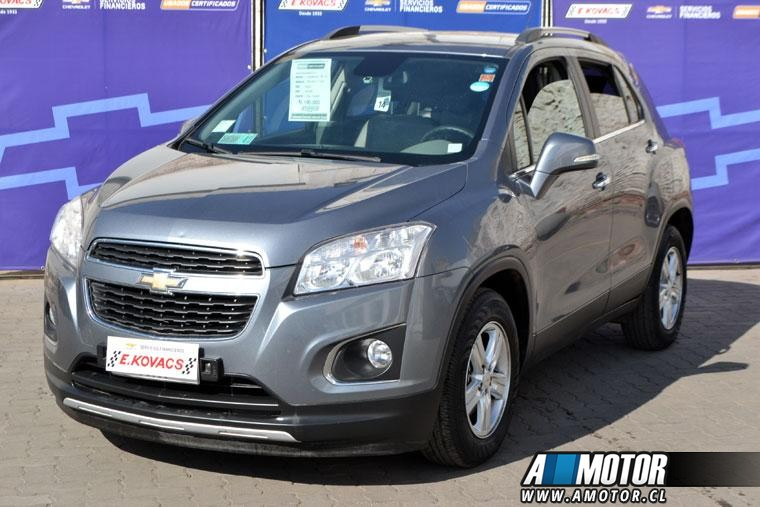 CHEVROLET TRACKER LT 1.8 2015