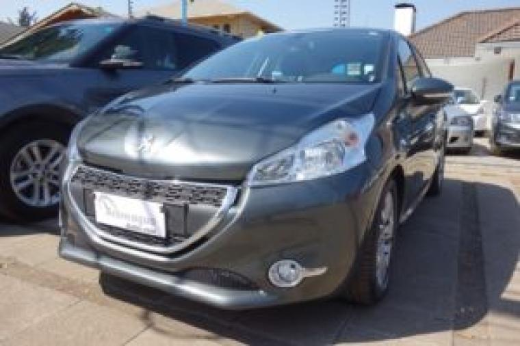 PEUGEOT 208 ALLURE 1.6 VTI AT 2014