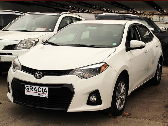 TOYOTA COROLLA  SPORT 1.8 AT 2015