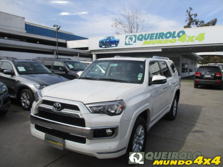 Station Wagon TOYOTA 4RUNNER  LIMITED 2015 - Autos Usados