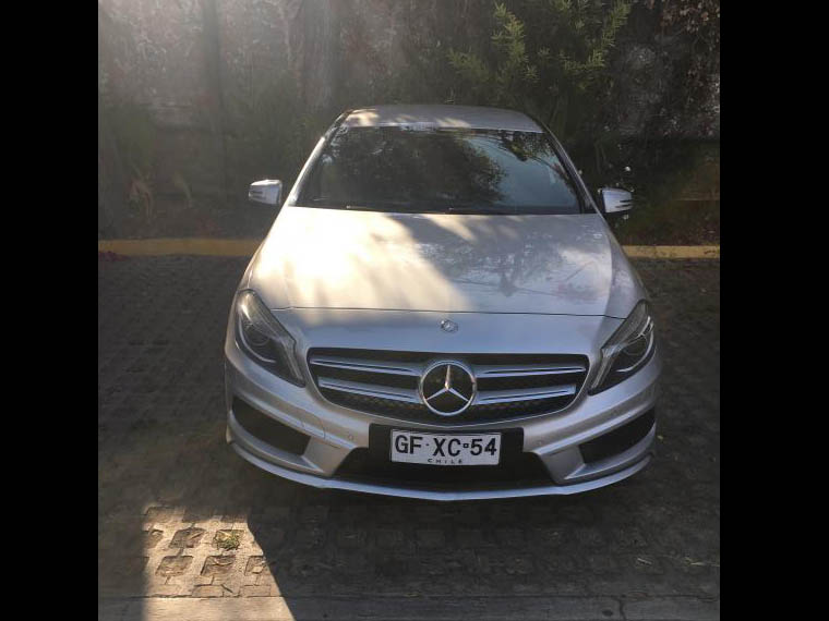 MERCEDES BENZ 200 A 200; BLUE EFFICIENCY 2014