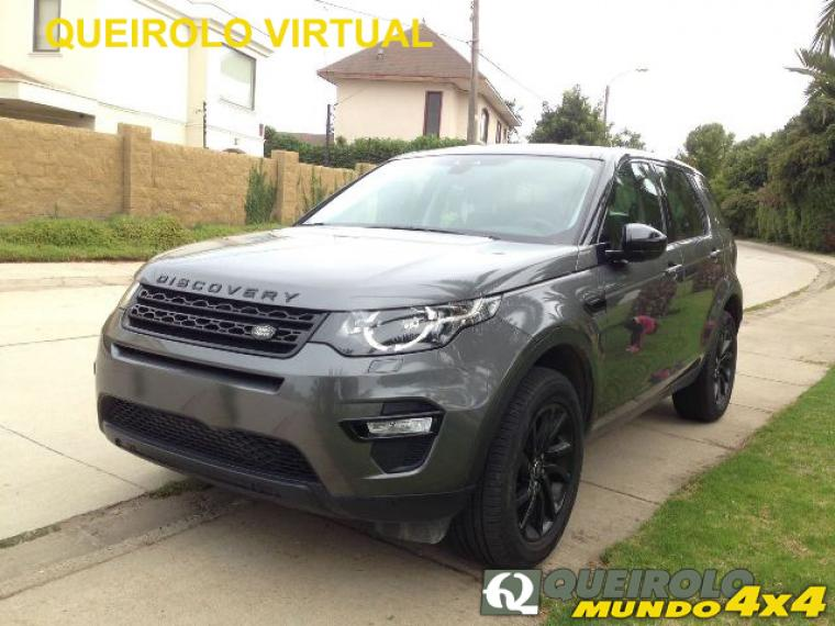LAND ROVER DISCOVERY  SPORT 2.0 SI4 AUTO BLACK PACK 2016
