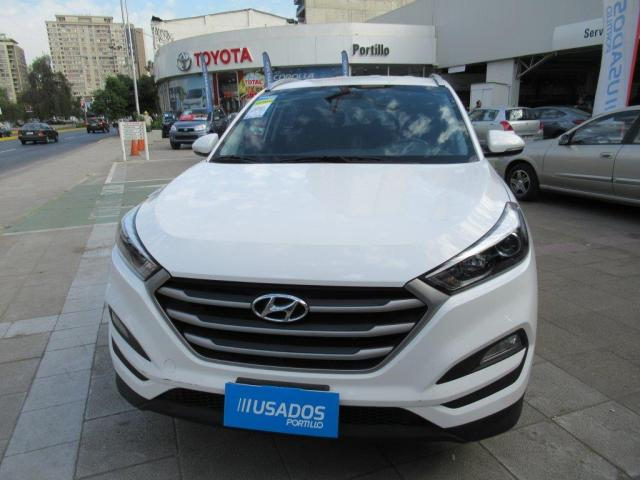 Jeep/SUV HYUNDAI TUCSON  TL 2.0 6AT GL ADVANCE NAV 2017 - Autos Usados