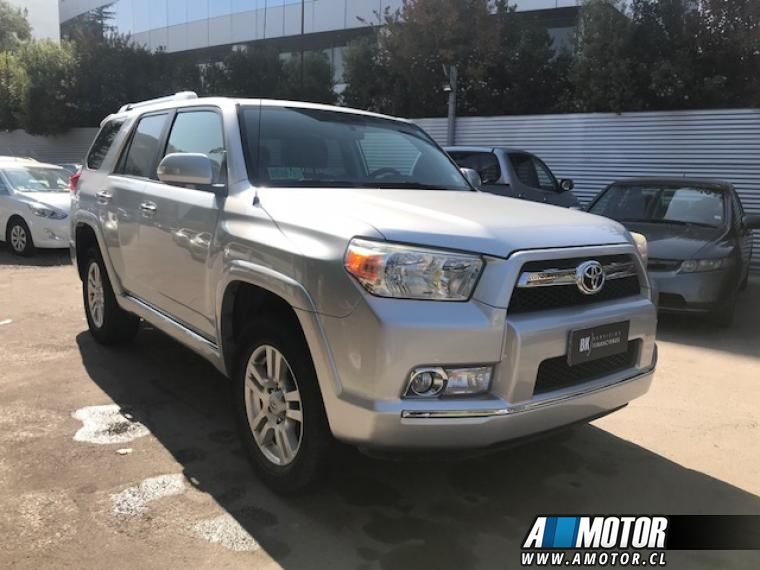 TOYOTA 4RUNNER  LIMITED UNICO DUE?O 2011