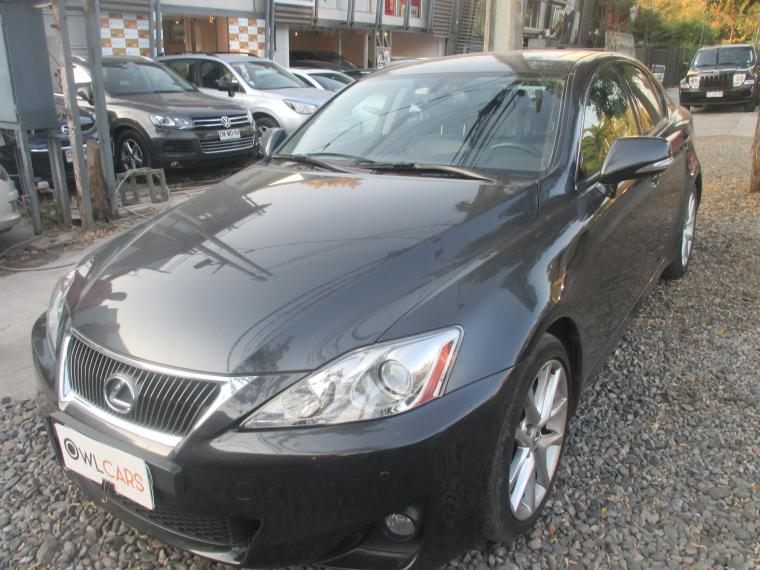 LEXUS IS250 NEW II IS250 AUT 2012