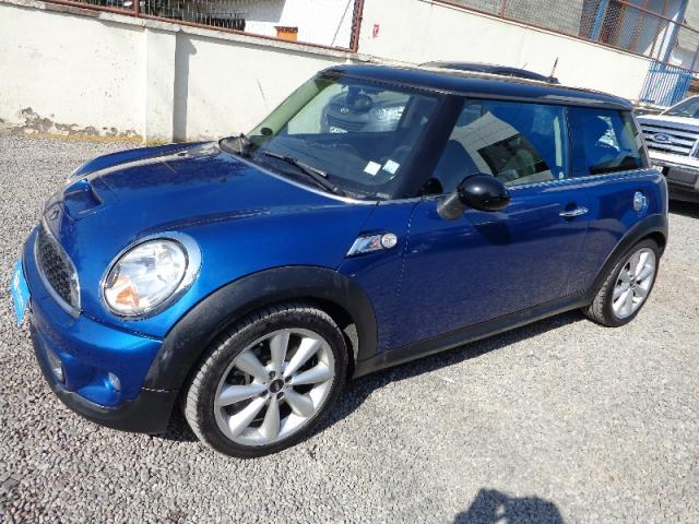 MINI COOPER  COOPER S HATCHBACK 2012