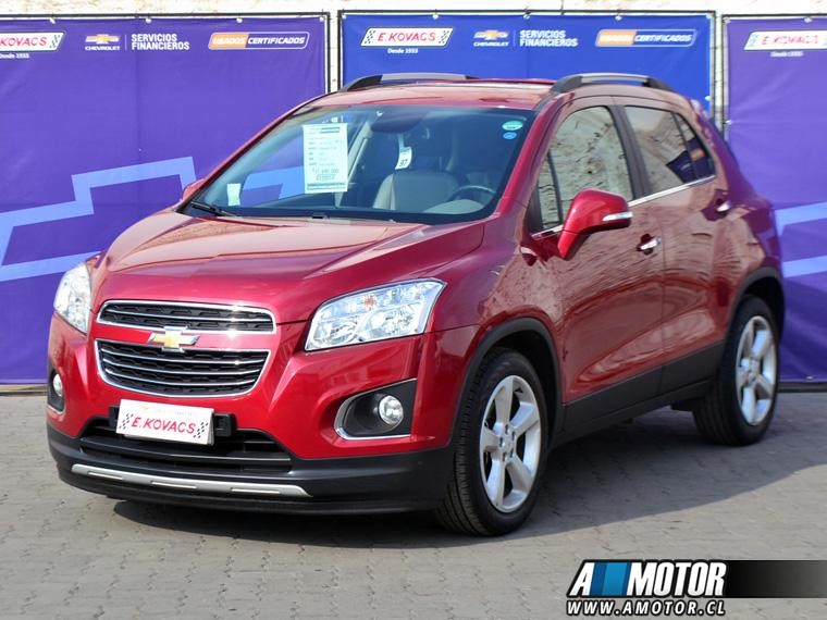 CHEVROLET TRACKER LT 2017