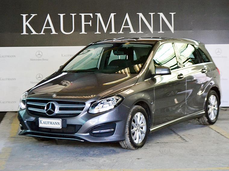 MERCEDES BENZ B 180 BLUE EFFICIENCY MT 2016
