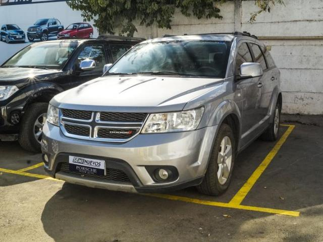 DODGE JOURNEY  2.4 SE FULL AUT 2017