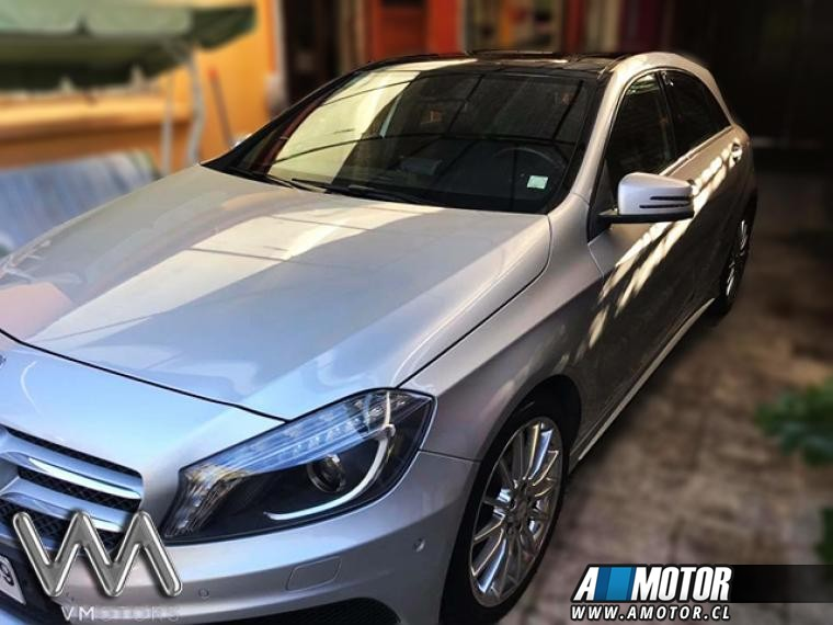MERCEDES BENZ A 200  1.8 CDI KIT AMG 2014