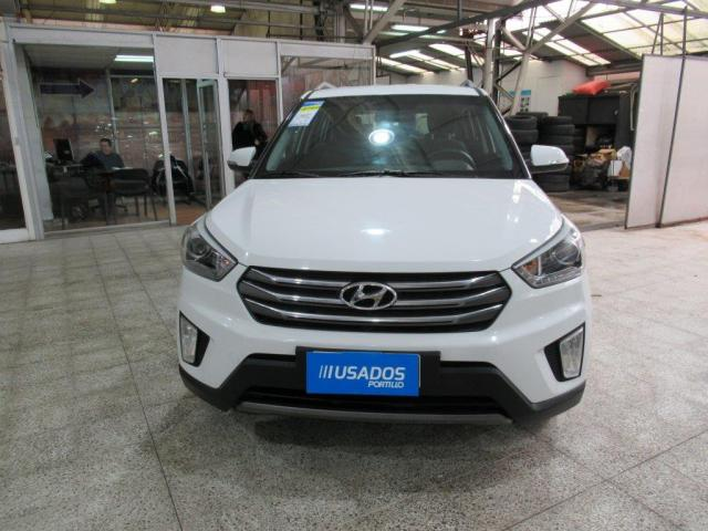 Jeep/SUV HYUNDAI CRETA GS 1,6 AT GLS 2AB ABS 2017 - Autos Usados