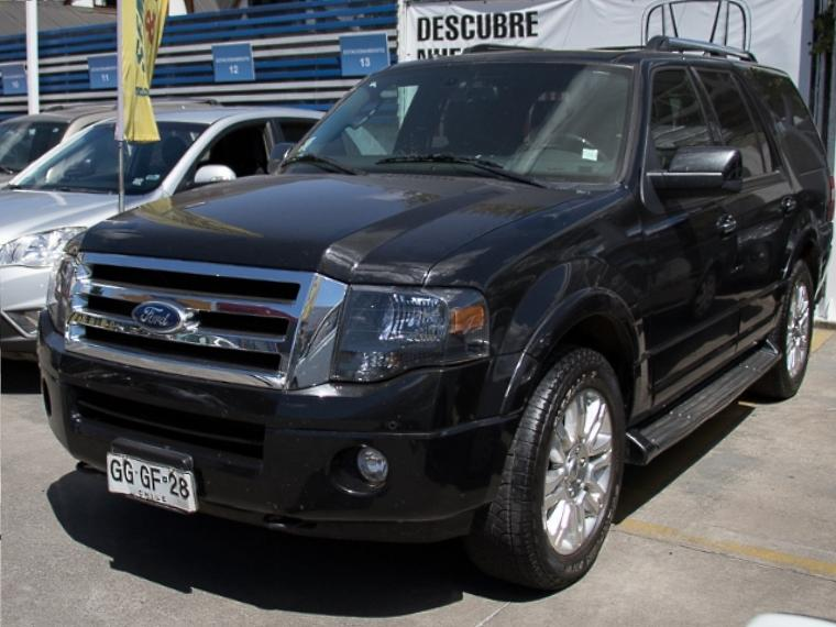 Jeep/SUV FORD EXPEDITION  EXPEDITION LIMITED 5.4 2014 - Autos Usados