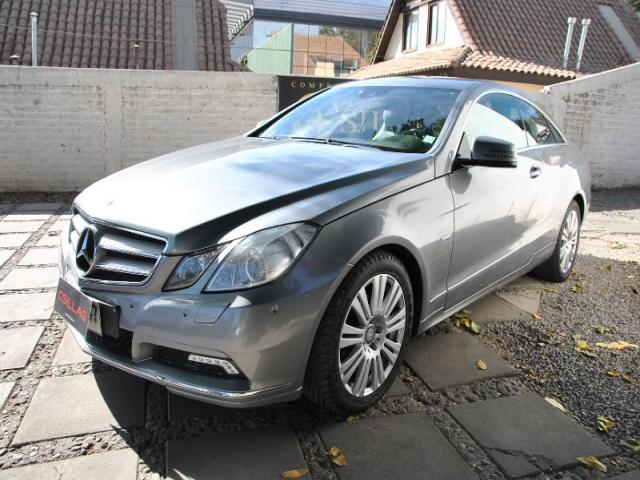 MERCEDES BENZ E 250 1.8 COUPE  2010
