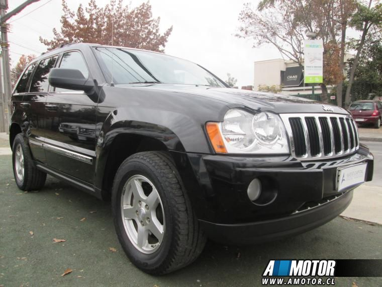 Jeep/SUV JEEP GRAND CHEROKEE  5.7 LIMITED AUTO 4WD 2008 - Autos Usados