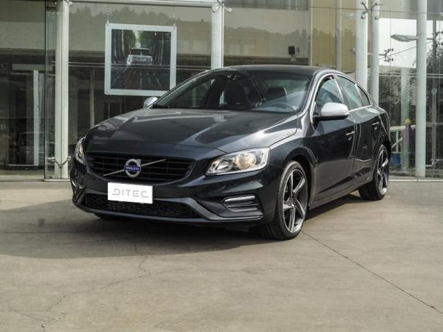 VOLVO S60  T4 R-DESIGN 190HP 2016
