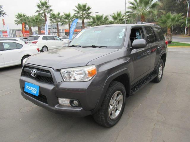 Jeep/SUV TOYOTA 4RUNNER   4.0 SR5 4X2 AT 2011 - Autos Usados