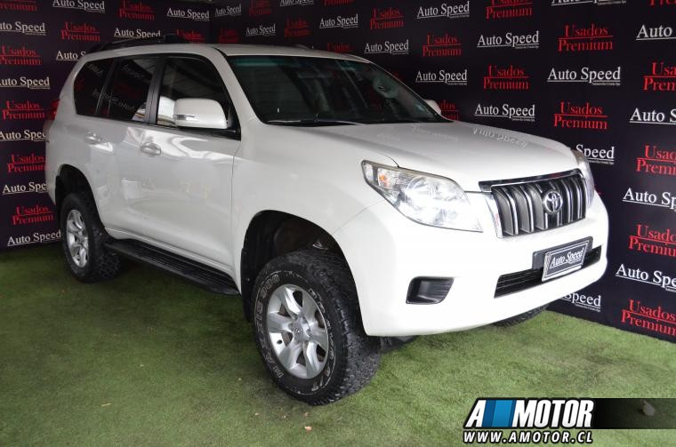 TOYOTA LAND CRUISER PRADO TX 4.0 AUT FULL 2013