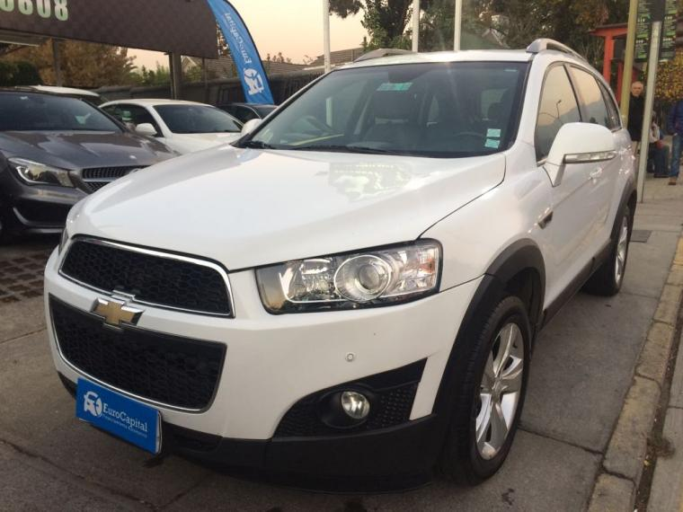 CHEVROLET CAPTIVA  `LT FULL AWD 2.2 2013