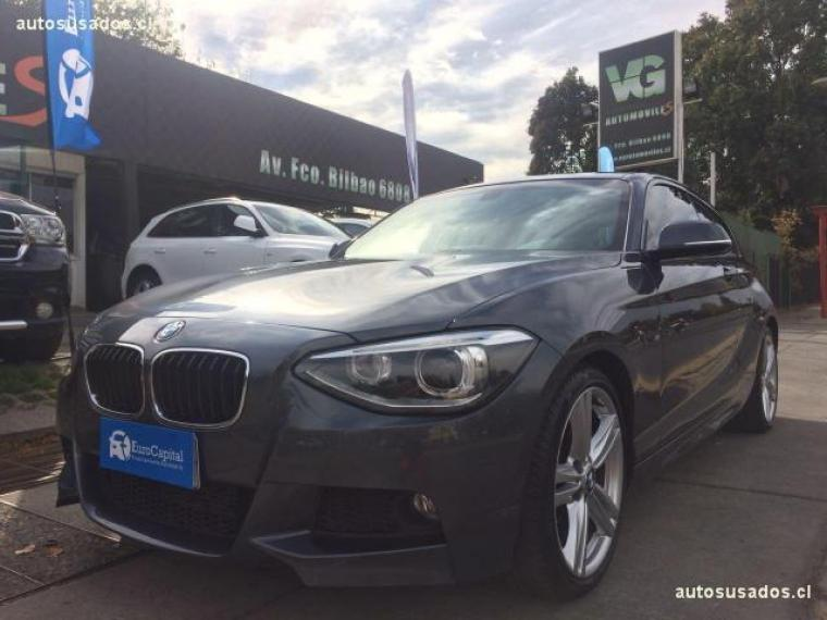 BMW 116 LOOK M 1.6CC 26.000 KM 2015