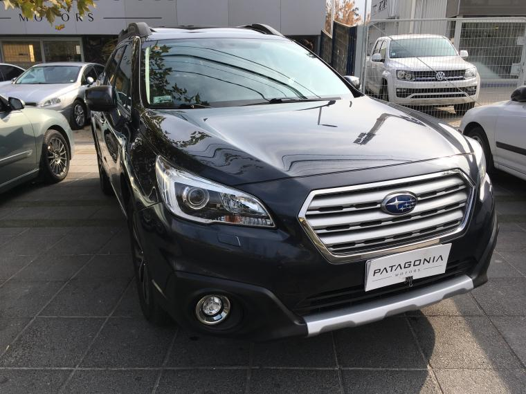 SUBARU OUTBACK  AWD 3.6R AT 2015