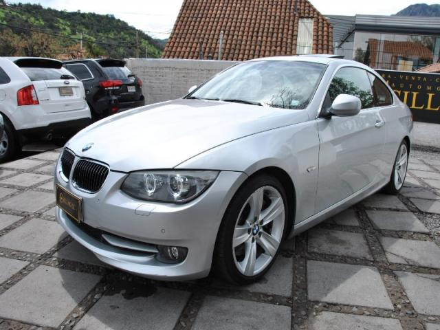 BMW 335 CIA 3.0 COUPE TWIN TURBO 2012