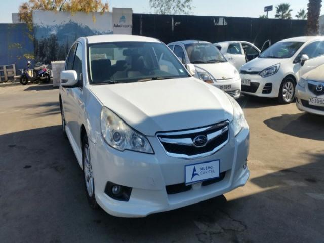 SUBARU LEGACY  2.0I ALL NEW XS AWD AUT 2012