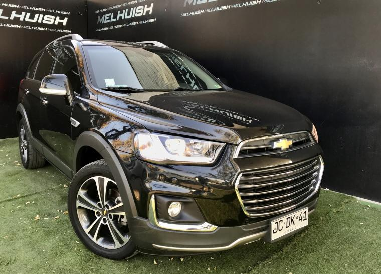 CHEVROLET CAPTIVA  LTZ AWD 2017
