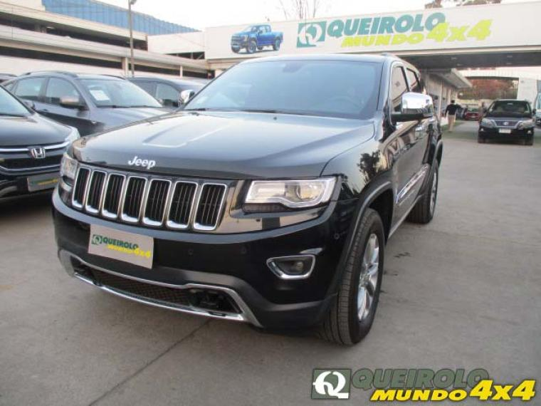 JEEP GRAND CHEROKEE  LIMITED  3.0 LTD 2016