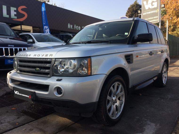 Station Wagon LAND ROVER RANGE ROVER HSE SPORT DIESEL 2009 - Autos Usados