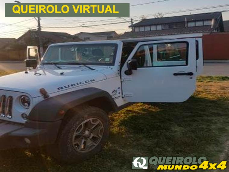 JEEP WRANGLER  UNLIMITED RUBICON 3.6 2015