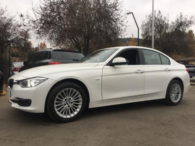 BMW 316 LUXURY 2015