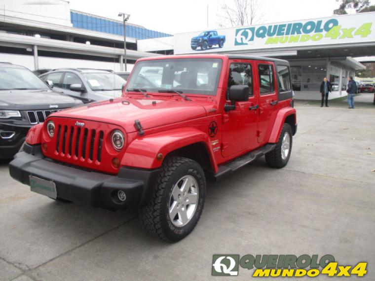 Jeep/SUV JEEP WRANGLER  UNLIMITED 4X4 2.8 AUT 2012 - Autos Usados