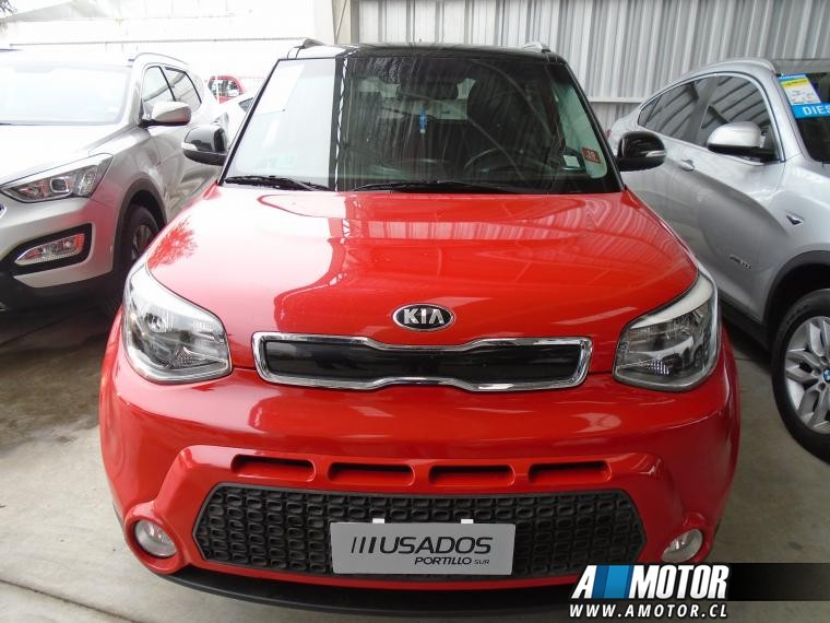 Station Wagon KIA MOTORS SOUL  EX 2015 - Autos Usados