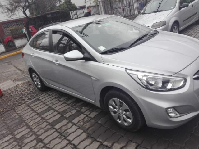 HYUNDAI ACCENT  RB GL 1.4 2017