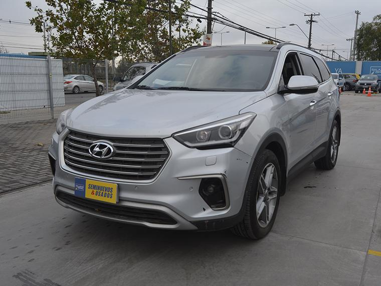 Jeep/SUV HYUNDAI GRAND SANTA FE GRAND SANTA FE CRDI GLS 4WD 2.2 AT 2017 - Autos Usados