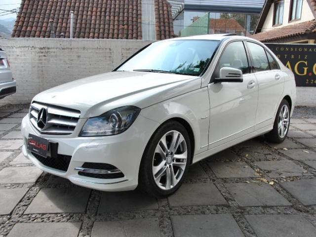 MERCEDES BENZ C 200  CGI BLUE EFFICIENCY 2011