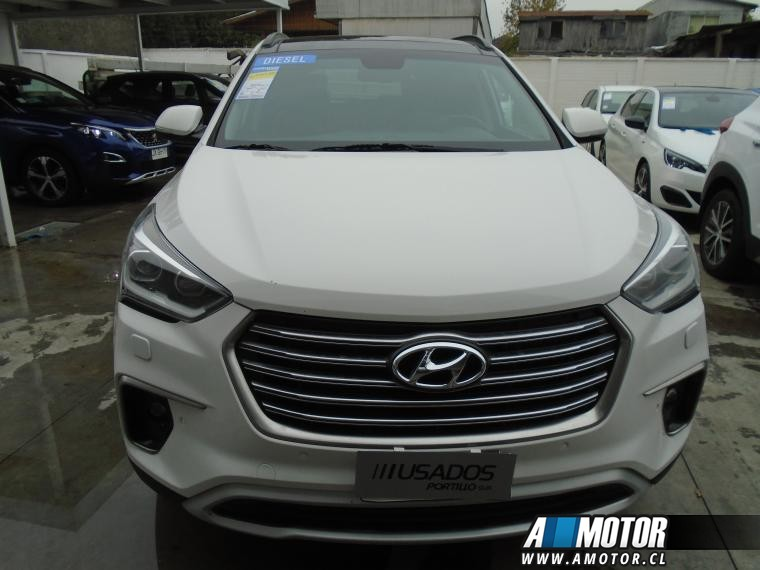 Jeep/SUV HYUNDAI GRAND SANTA FE 2.2 AT 2017 - Autos Usados