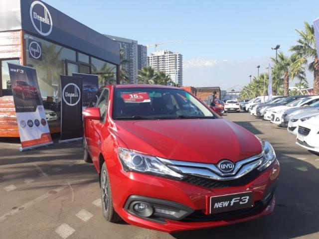 BYD F3  NEW F3 1.5L MT GS-I 2018