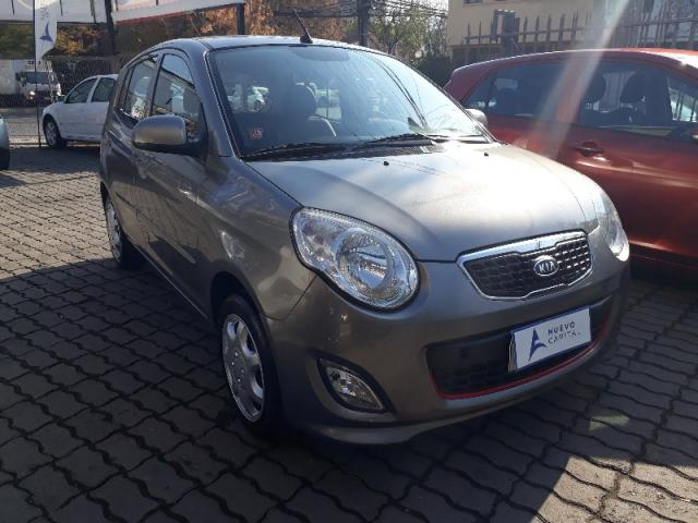 KIA MOTORS MORNING  ex 1.1 2011
