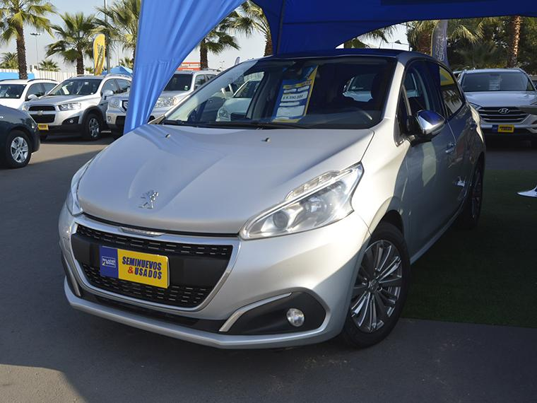 Automóvil PEUGEOT 208 208  Allure Pack 1.6 HDi 92HP 2017 - Autos Usados