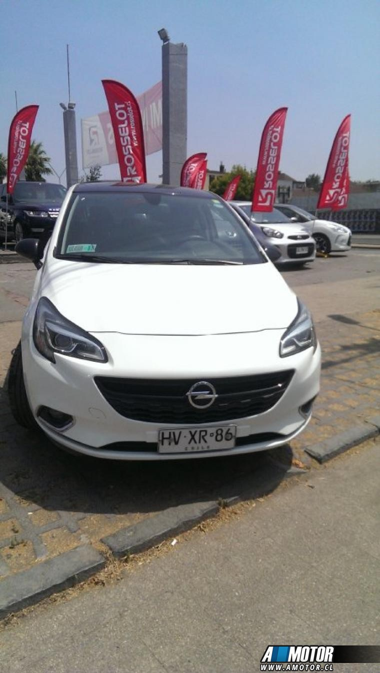 OPEL CORSA  TURBO OPC COLOR 2016