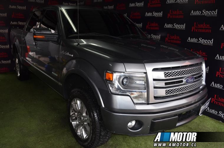 FORD F-150  3.5 PLATINUM 4WD 2014