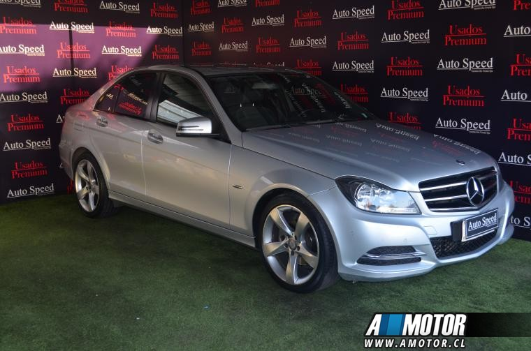 MERCEDES BENZ C 200  C200 BLUE EFFICIENCY 2.0 2015