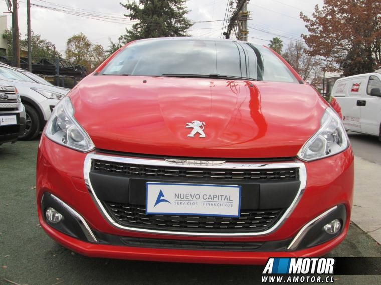PEUGEOT 208 1.6 HDI 92 HP AUTO ALLURE PACK 2017