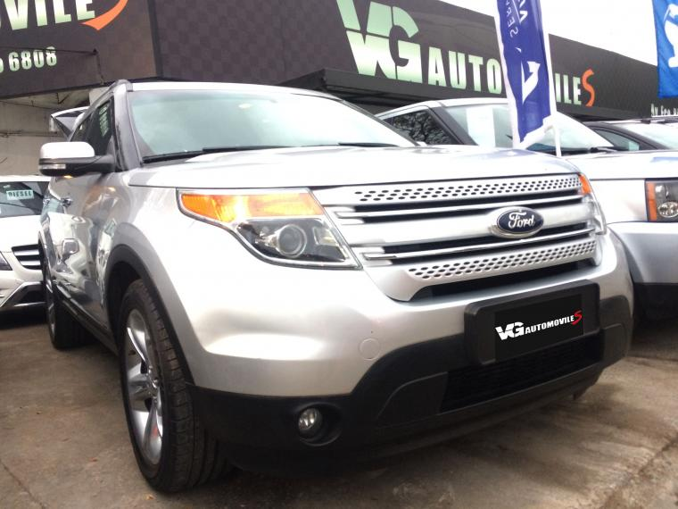 Station Wagon FORD EXPLORER  LIMITED 3.5 4WD 2014 - Autos Usados