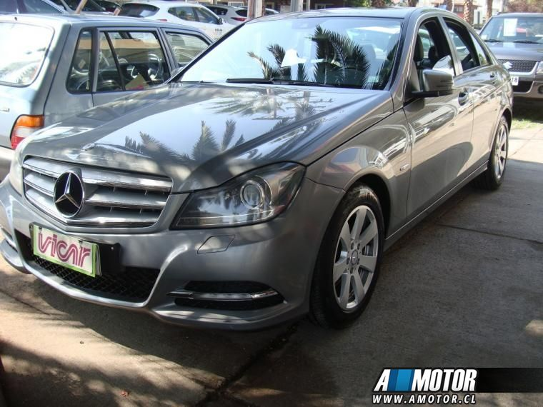 MERCEDES BENZ C 180  CGI BLUEEFICIENCY 2012